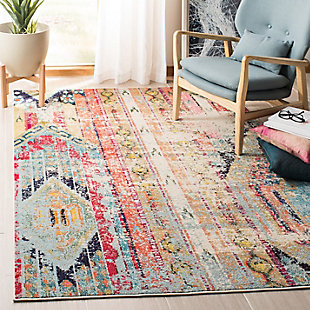 Safavieh Madison 5'-3 x 7'-6 Area Rug, Blue, rollover