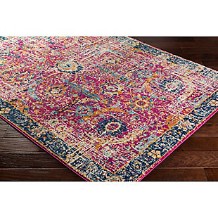 "Home Accents Harput 2' 7"" x 7' 3"" Runner, Red, rollover"