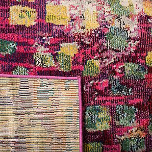 Safavieh Madison 5'-3 x 7'-6 Area Rug, Pink, large
