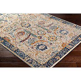 Home Accents Harput 2' x 3' Area Rug, Gray, rollover