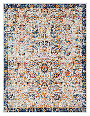 "Home Accents Harput 7' 10"" x 10' 3"" Area Rug, Gray, large"