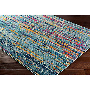 "Home Accents Harput 2' 7"" x 7' 3"" Runner, Blue, rollover"