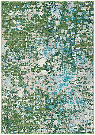 Safavieh Madison 8' x 10' Area Rug, Green, large