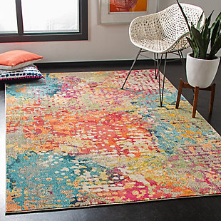Safavieh Madison 5'-3 x 7'-6 Area Rug, White, rollover