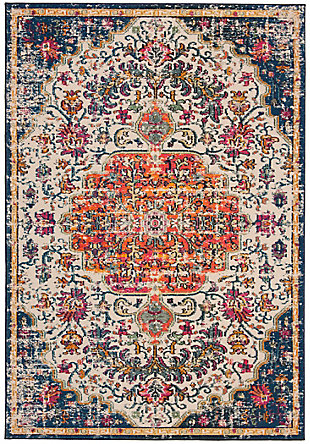 Safavieh Madison 5'-3 x 7'-6 Area Rug, White, large