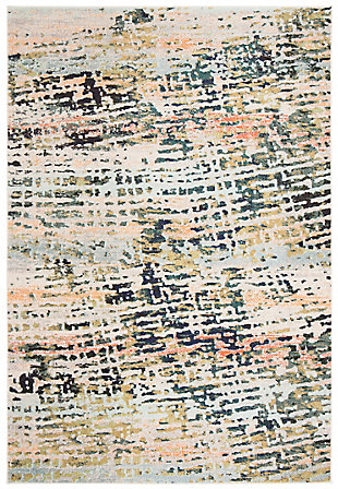 Safavieh Madison 5'-3 x 7'-6 Area Rug, Brown/Beige, large