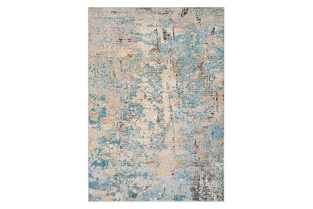 Safavieh Madison 5'-3 x 7'-6 Area Rug, Black/Gray, large
