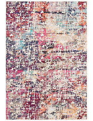 Safavieh Madison 5'-3 x 7'-6 Area Rug, Red/Burgundy, large