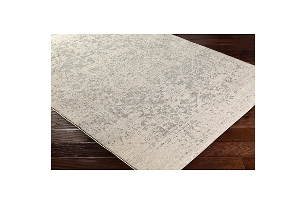 "Home Accents Harput 2' 7"" x 10' 3"" Runner, Gray, large"