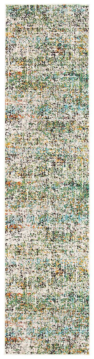 Safavieh Madison 2'-2 x 6' Runner, Green, large