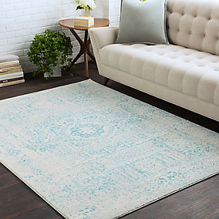 "Home Accents Harput 7' 10"" x 10' 3"" Area Rug, Green, large"