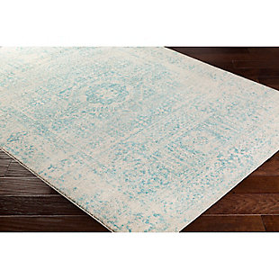 "Home Accents Harput 5' 3"" x 7' 3"" Area Rug, Green, rollover"