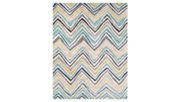 """Home Accents Harput 7' 10"""" x 10' 3"""" Area Rug, Blue, large"""