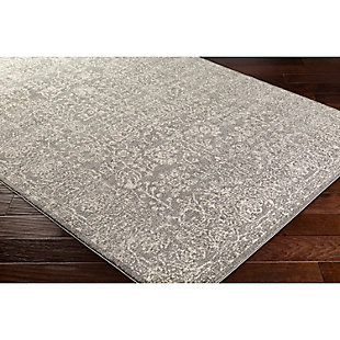"Home Accents Harput 3' 11"" x 5' 7"" Area Rug, Gray, rollover"
