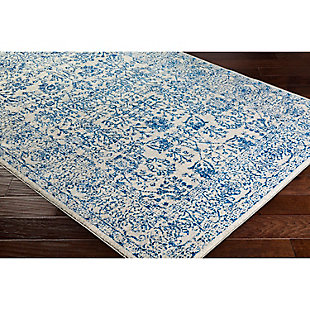 "Home Accents Harput 7' 10"" x 10' 3"" Area Rug, Dark Blue, rollover"