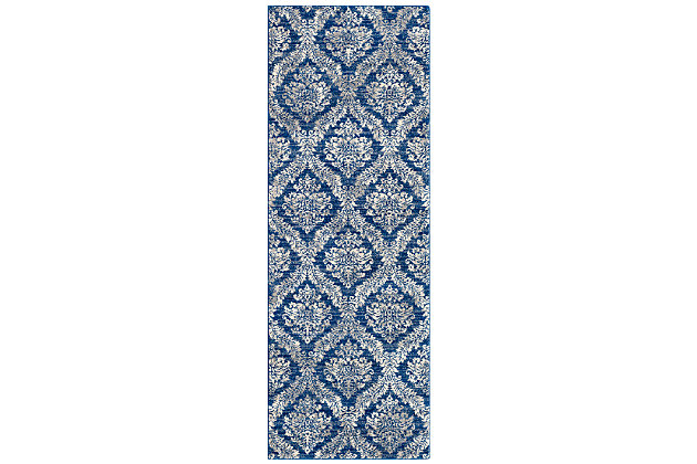 """Home Accents Harput 2' 7"""" x 7' 3"""" Runner, , large"""
