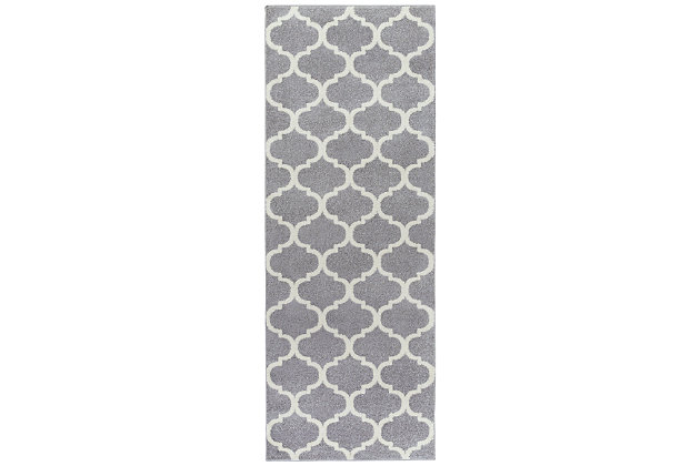 "Home Accents Horizon 2' 7"" x 7' 3"" Runner, , large"