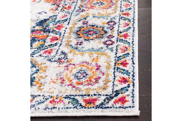 Safavieh Madison 8' x 10' Area Rug, Red/Burgundy, large