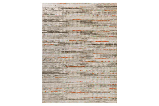 """Home Accents Jax 7' 6"""" x 10' 6"""" Area Rug, Gray, large"""