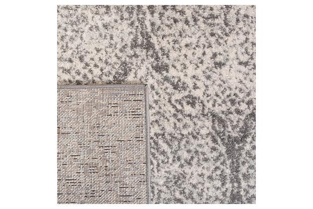 Safavieh Madison 5'-1 x 7'-6 Area Rug, Black/Gray, large