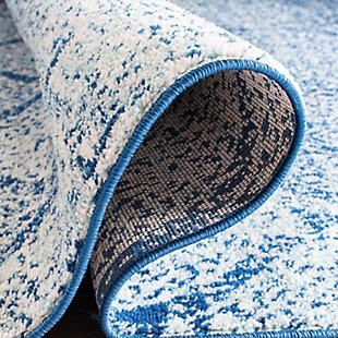 Safavieh Madison 5'-1 x 7'-6 Area Rug, Blue, large