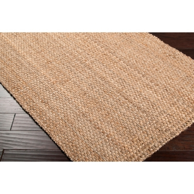 Home Accents Jute Woven 3 6 X 5 6 Area Rug Ashley