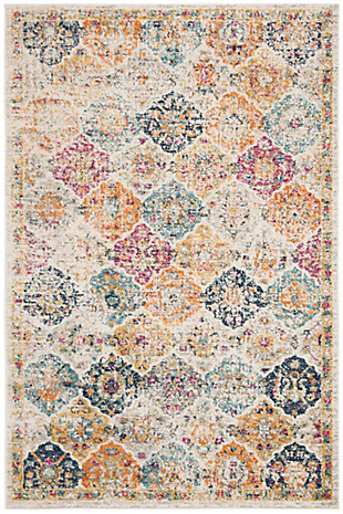 Safavieh Madison 5'-1 x 7'-6 Area Rug, White, large