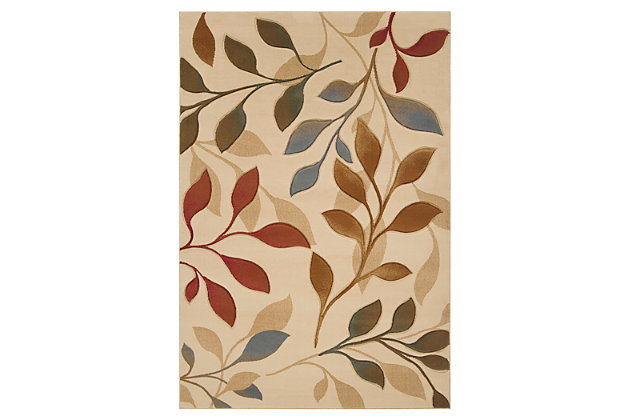"Home Accents Majestic 5' 3"" x 7' 3"" Area Rug, , large"