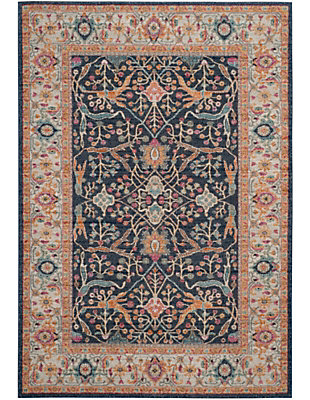 Safavieh Madison 5'-1 x 7'-6 Area Rug, Blue, large