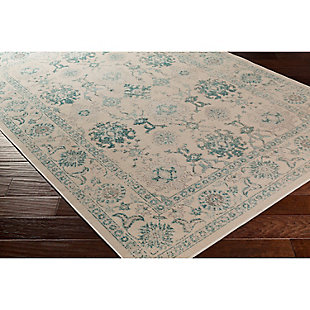 "Home Accents Mavrick 6' 8"" x 9' 8"" Area Rug, Green, rollover"