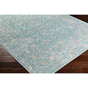 "Home Accents Mavrick 7' 11"" x 11' Area Rug, Green, rollover"