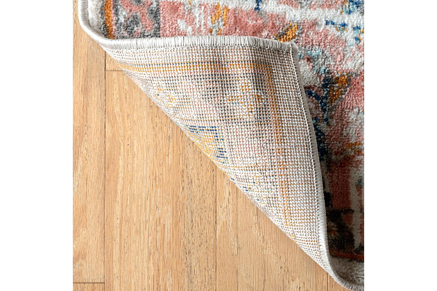 Nuloom Angelica Bloom In Blossom 5' x 8' Area Rug, Multi, large
