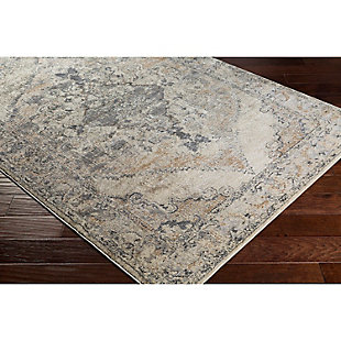 "Home Accents Marrakesh 5' 3"" x 7' 3"" Area Rug, Beige, rollover"