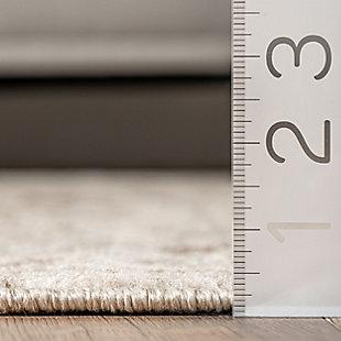 Nuloom Vintage Freja 8' x 10' Area Rug, Beige, large