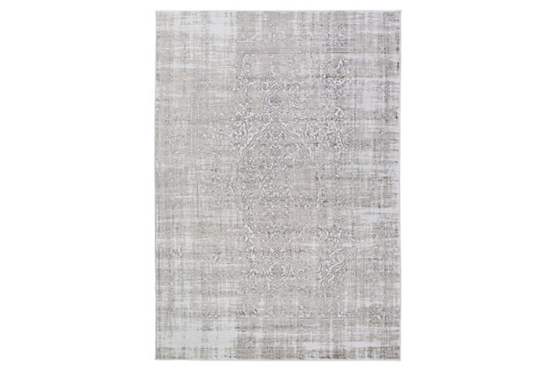 Home Accents Nova 3 9 X 5 2 Area Rug Ashley Furniture