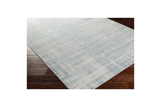 "Home Accents Nova 7' 8"" x 10' 6"" Area Rug, Blue, large"