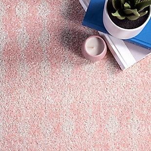 "Nuloom Moroccan Trellis 5' x 7' 5"" Area Rug, Pink, large"