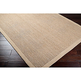 Home Accents Village 5' x 8' Area Rug, Beige, large