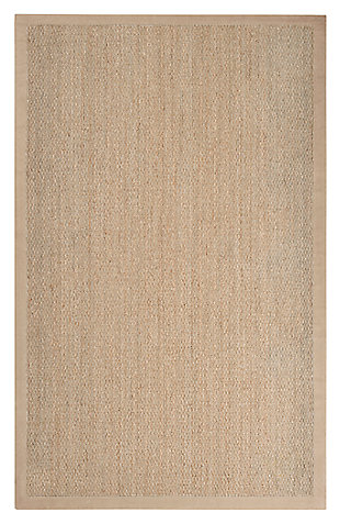 Home Accents Village 2' x 3' Area Rug, Beige, large