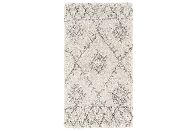 "Home Accents Wilder 2' x 3' 7"" Area Rug, Khaki, large"