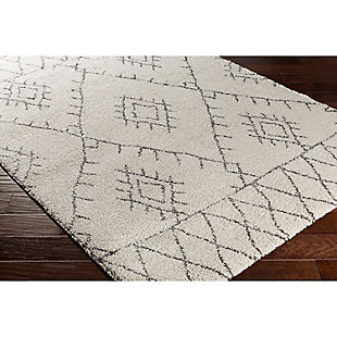 "Home Accents Wilder 2' x 3' 7"" Area Rug, Khaki, rollover"