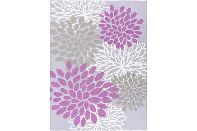 Home Accents Abigail 2' x 3' Rug, , large