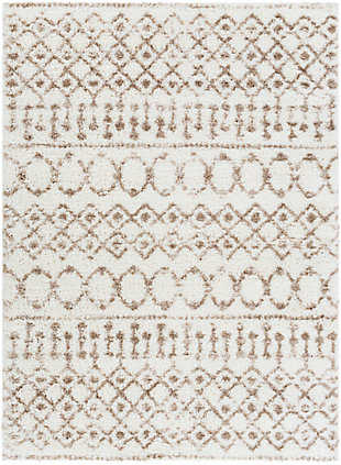 "Home Accent Mcneil 5'3"" x 7'3"" Area Rug, Brown/Beige, large"