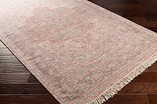 "Home Accent Burton 5' x 7'6"" Area Rug, Orange, rollover"