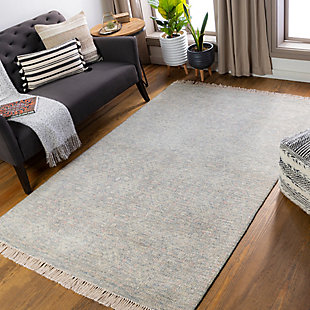 "Home Accent Palley 5' x 7'6"" Area Rug, Green, rollover"