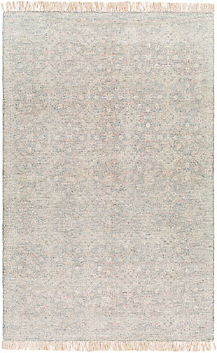 "Home Accent Palley 5' x 7'6"" Area Rug, Green, large"