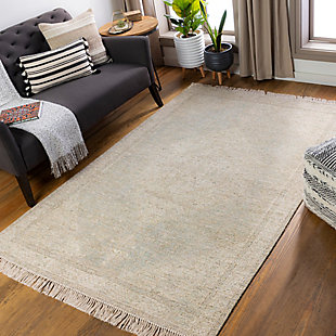 """Home Accent Sunday 5' x 7'6"""" Area Rug, Brown/Beige, rollover"""