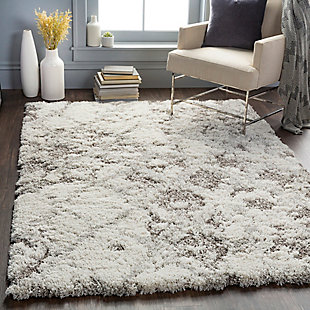 """Home Accent Lafollette 5'3"""" x 7' Area Rug, Brown/Beige, rollover"""