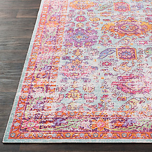 "Home Accents Antioch 3' 11"" x 5' 11"" Rug, Multi, rollover"