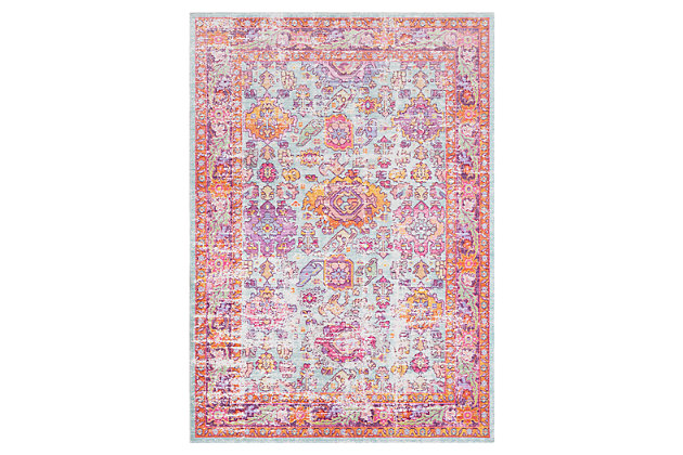 Home Accents Antioch 2' x 3' Rug, , large